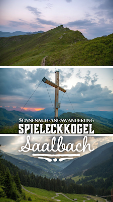Sonnenaufgangswanderung Spieleckkogel | Wandern in Saalbach