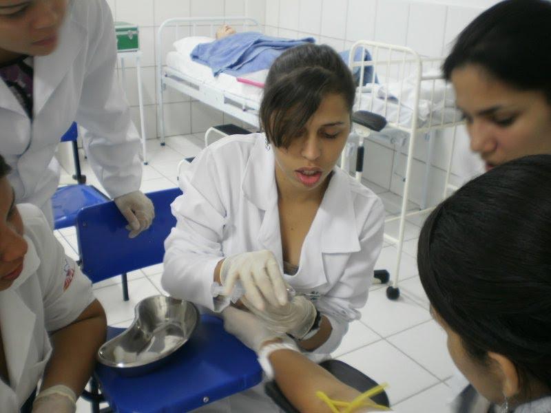 CTMA-Centro Técnico Macêdo de Amorim: Aula Prática de