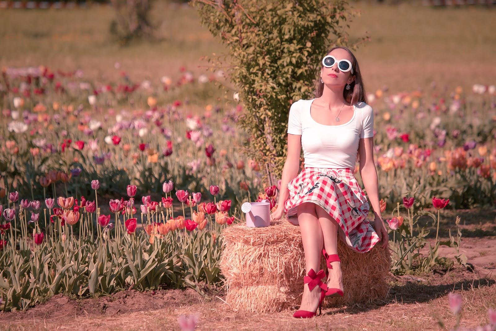 parco tulipani firenze