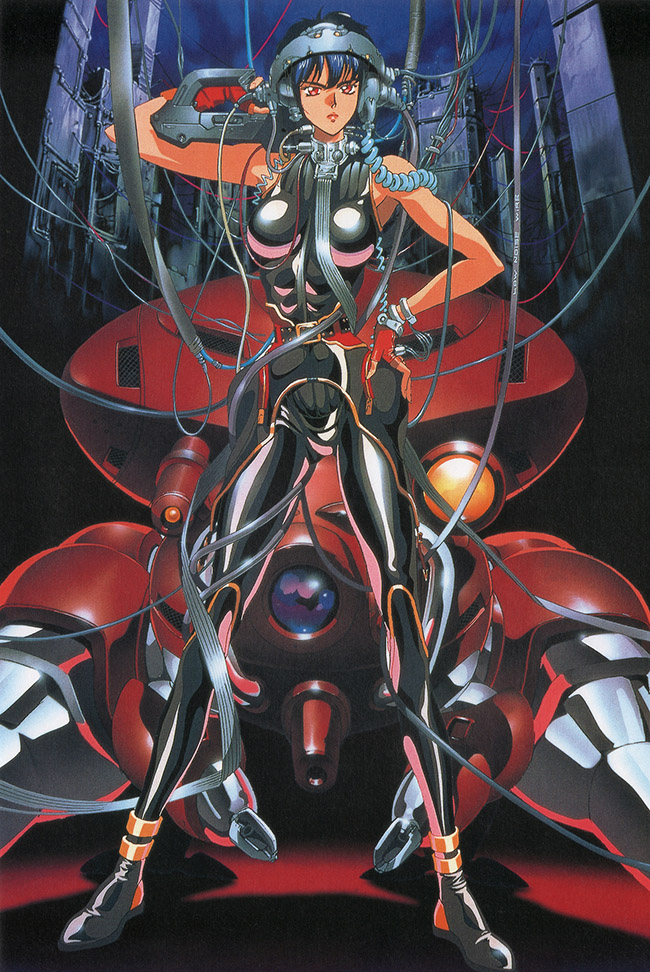 Masamune Shirow 士郎 正宗 - Ghost in the Shell