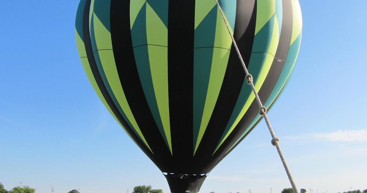 Balloon Ring In Air Stream