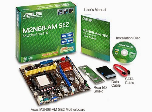 ASUS M2N68-AM-SE-2 Hackintosh Guide