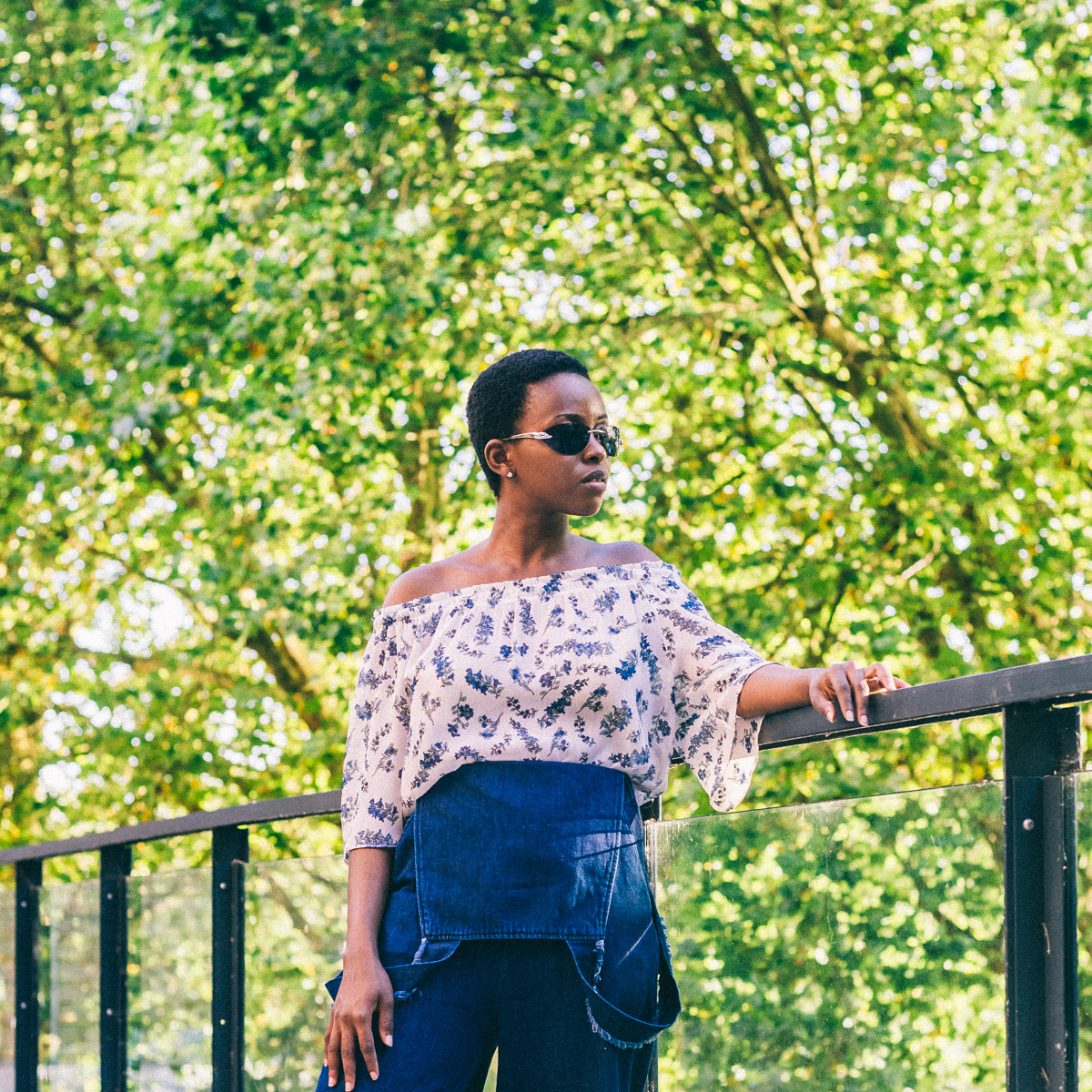 How to style an off-shoulder top || www.orrblog.net
