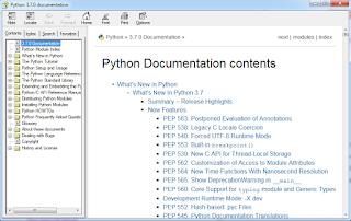 Screenshot 4: Python