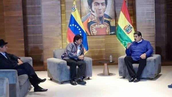 Bolivia y México asistirán a reunión sobre Venezuela en Uruguay
