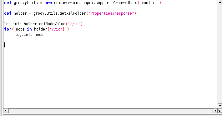 Are you for a hot cup?: XML Parsing in soapUI