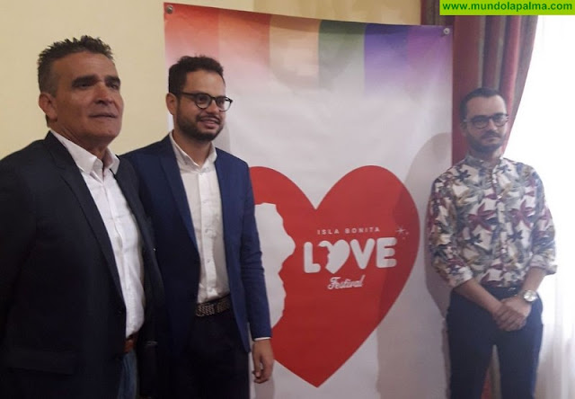 Sodepal suscribe un acuerdo con el CIT Tedote y Asdetur para la promoción del Isla Bonita Love Festival entre touroperadores y agentes de viaje de hasta cuatro países europeos
