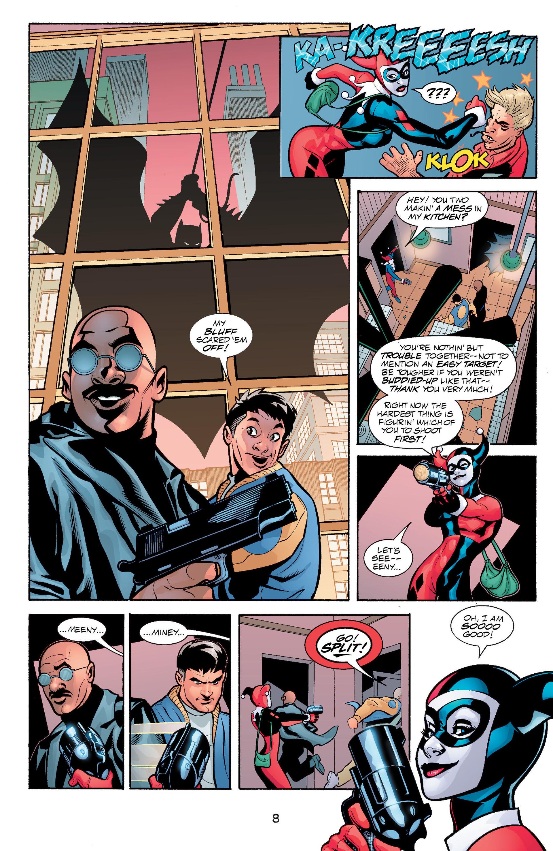 Harley Quinn (2000) Issue #12 #12 - English 8