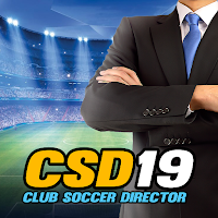 Club Soccer Director 2019 Unlimited Money MOD APK