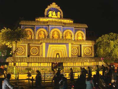 Durga puja 2017 most famous durga puja pandals with images diwali guwahati altavistaventures Choice Image