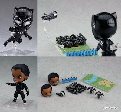 Black Panther Nendoroid Black Panther DX Ver.