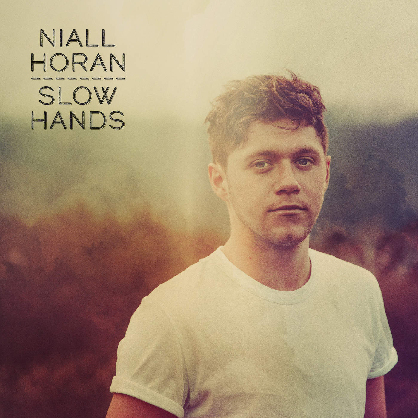Niall Horan - Slow Hands - Single Cover