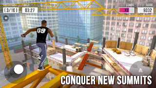 Parkour Simulator 3D Моd