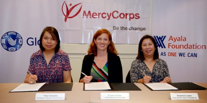 Mercy Corps Cash Transfer Program