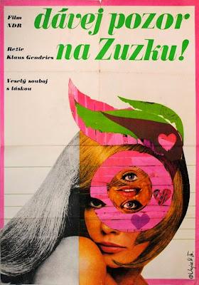 Присмотри за Сюзи / Gib acht auf Susi! 1968.