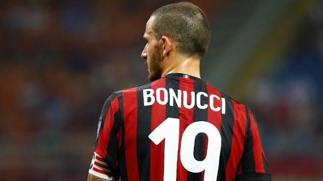 Bonucci Cuek Disebut Pengkhianat Juventus