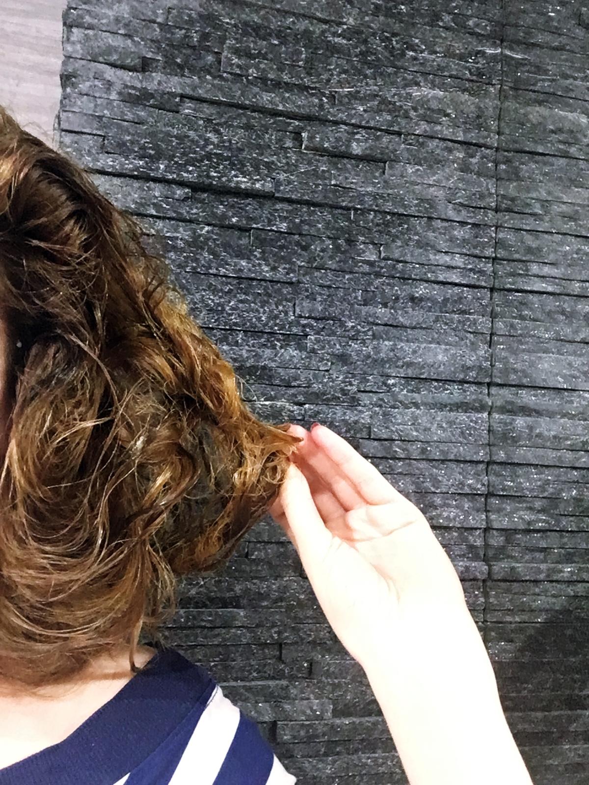 efekty olejku rycynowego na włosy