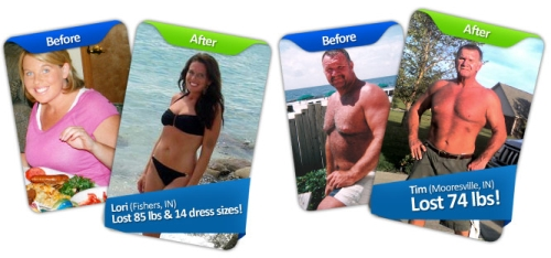 Xtreme weight loss program