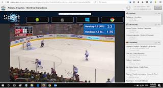 Streaming Pertandingan Olahraga via PC, Android, Apple Dan Browser 1