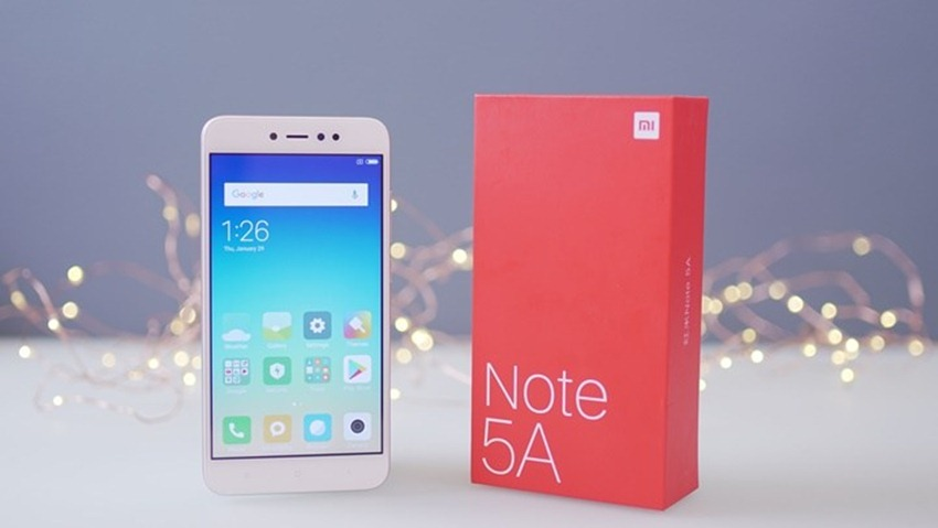 Xiaomi Redmi Note 5A Price, Specifications and Features