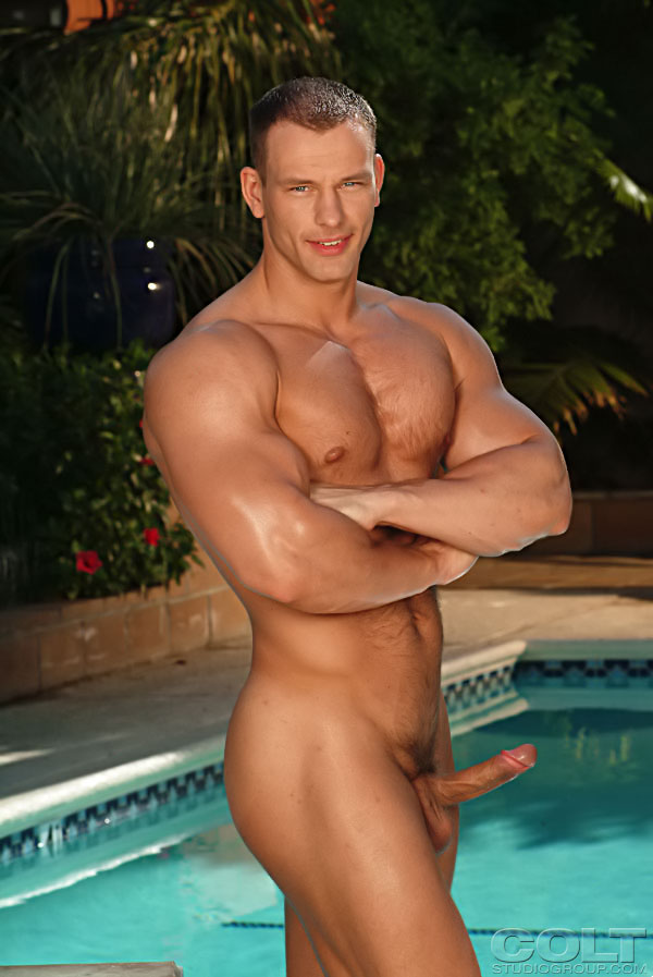 Gay Porn Star Chris Wide Colt Studio Group