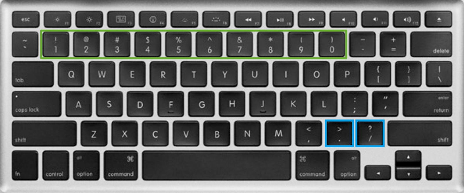 胖子達's Blender 小記: 筆電使用 Blender 的鍵盤設定