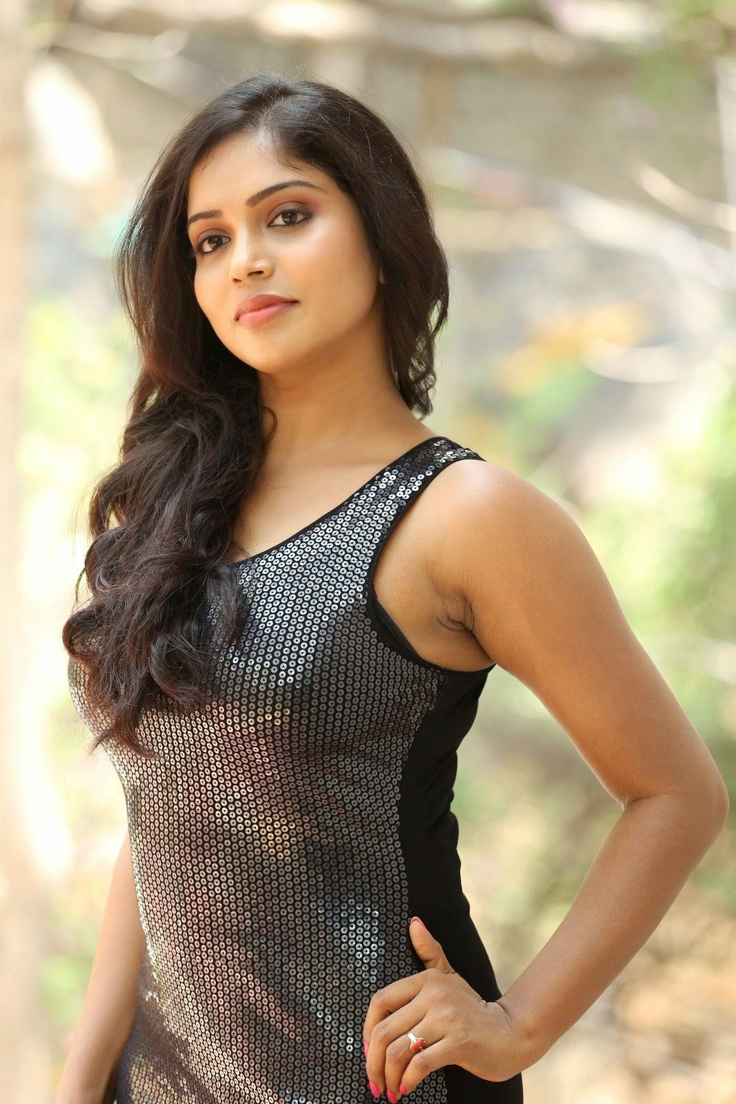 Actress Karunya New glam pics-HQ-Photo-5