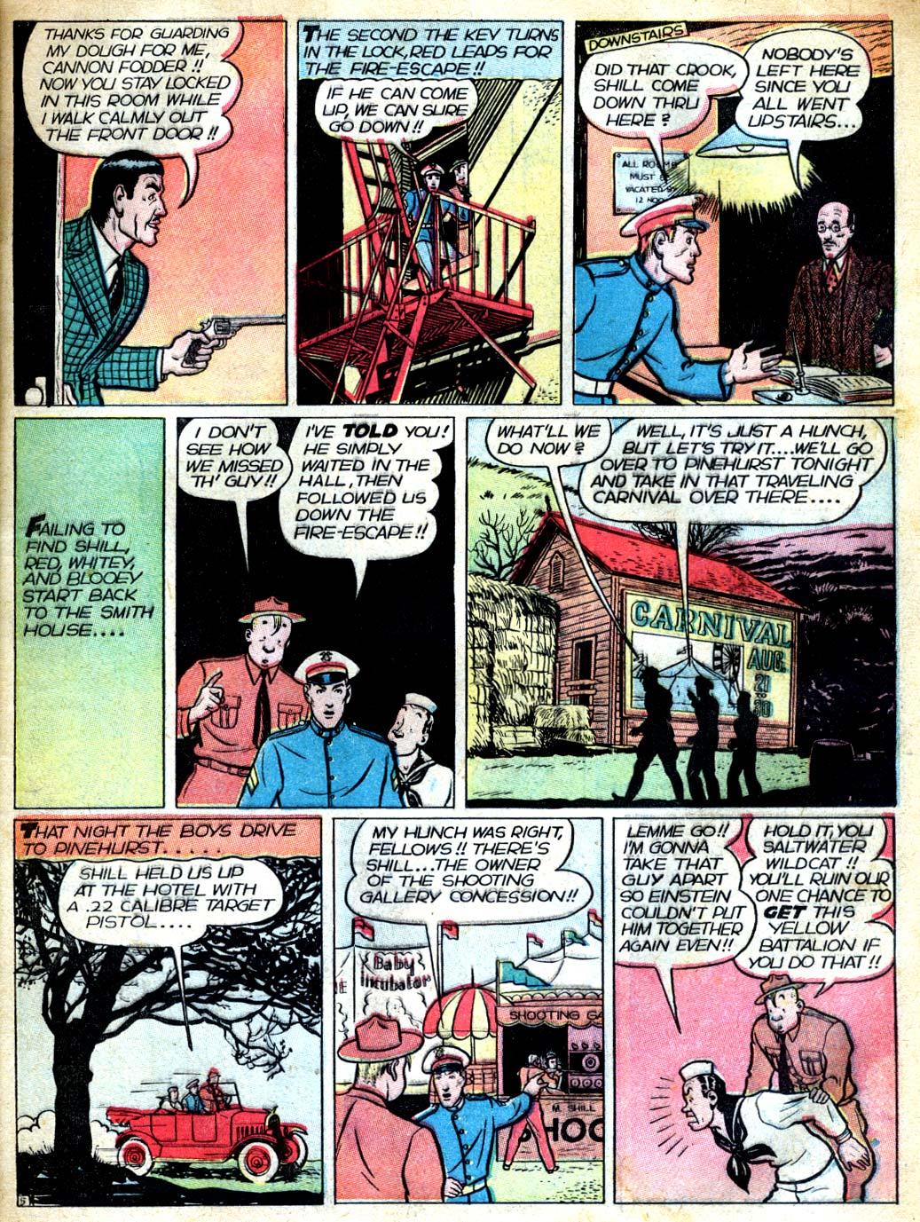 Read online All-American Comics (1939) comic -  Issue #5 - 7