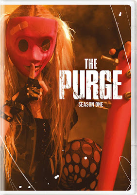 The Purge Season 1 Dvd