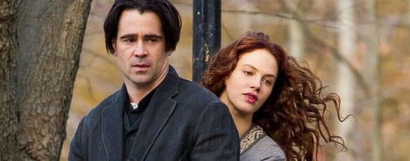 Russell Crowe persegue Colin Farrell no trailer do romance de fantasia WINTER'S TALE