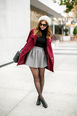 Outfits de moda con faldas 2017