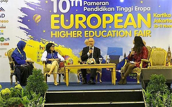 European Higher Education Fair (EHEF) 2018