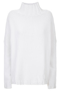 Belinda Turtleneck Oversized Sweater