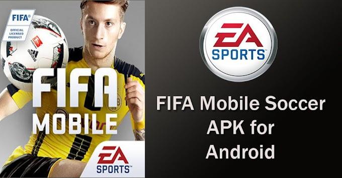 FIFA Mobile v10.3.00 – Apk Download – Atualizado