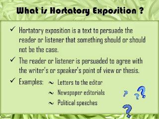 Contoh Soal Hortatory Speech Hortatory Advertisement And Song