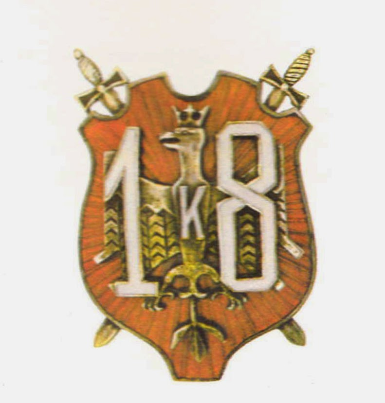 18 Dywizja Piechoty - Polish Military Badge - Polish Greatness Blog