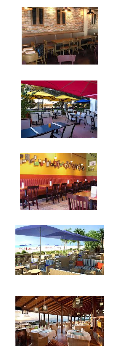 Best restaurant furniture : checklistmag.com