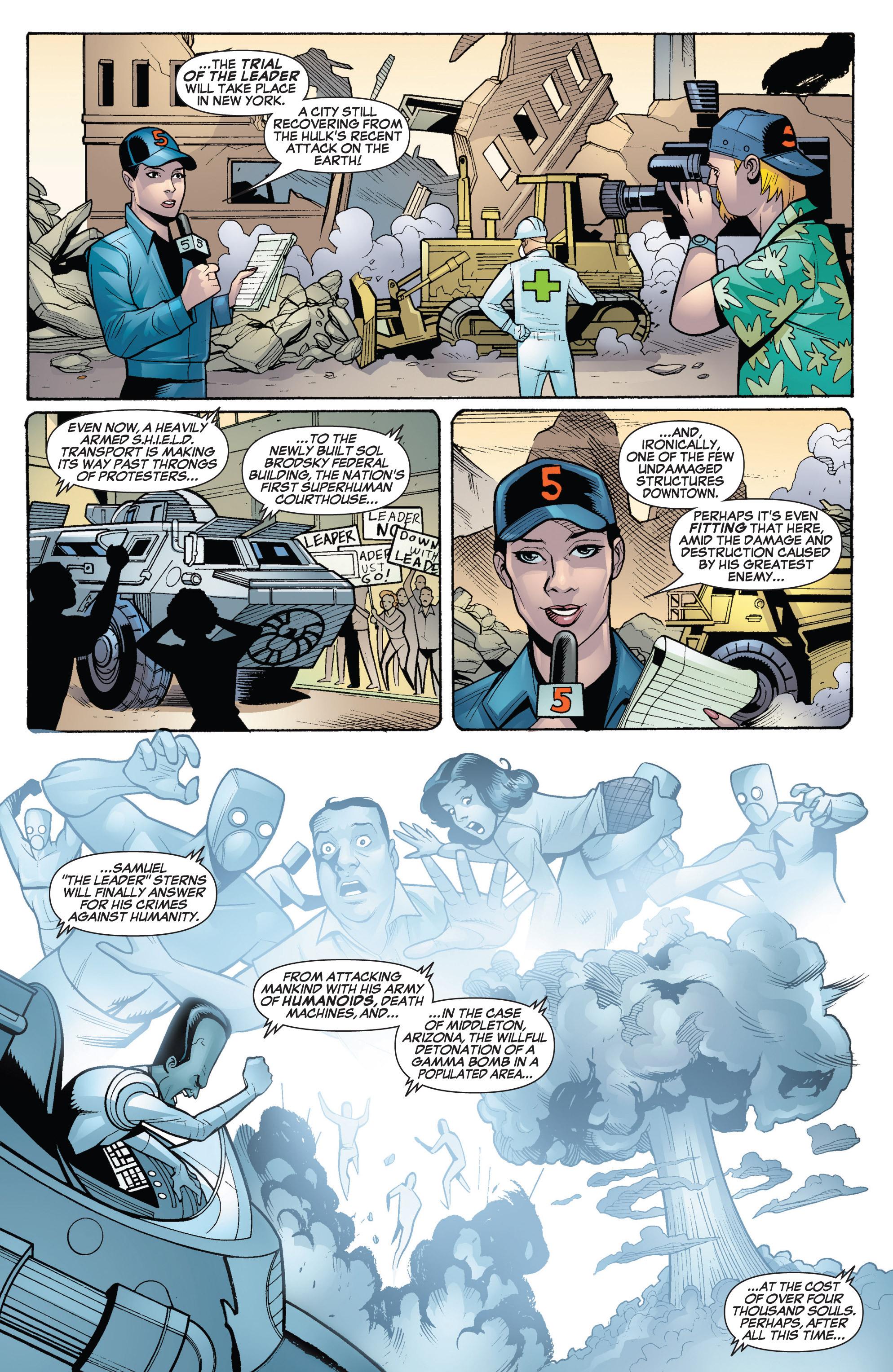 Read online She-Hulk (2005) comic -  Issue #19 - 9