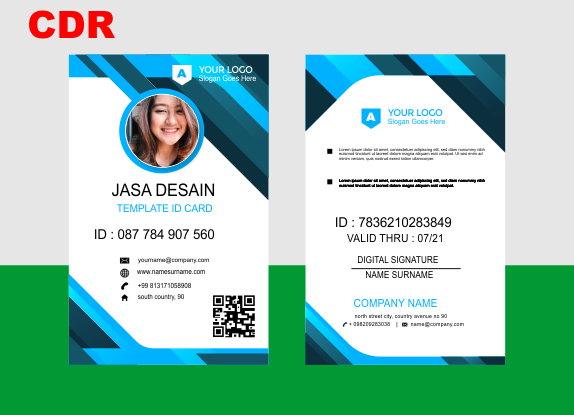 Id Card Panitia Cdr -