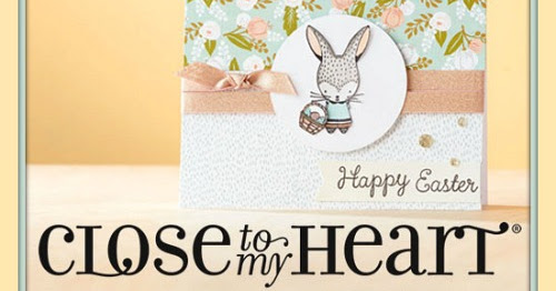 February Stamp of the Month - Easter Bunny