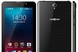 [Tested Sukses 100%] Cara Flash Tablet Advan i7 Dan i7A via Flashtool, Firmware Free Tanpa Password