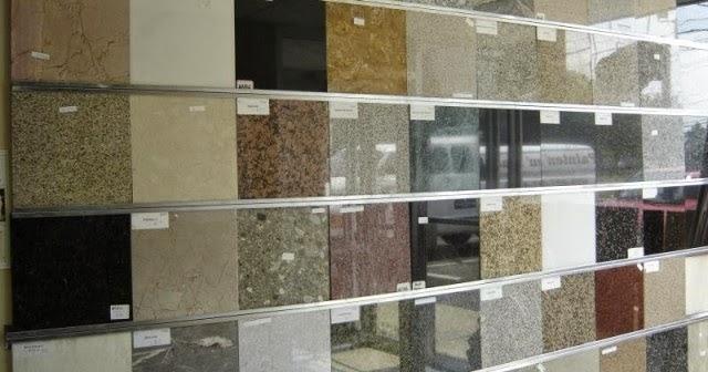 Các loại đá Granite Mẹo để chọn một sàn nhà bằng đá Granite