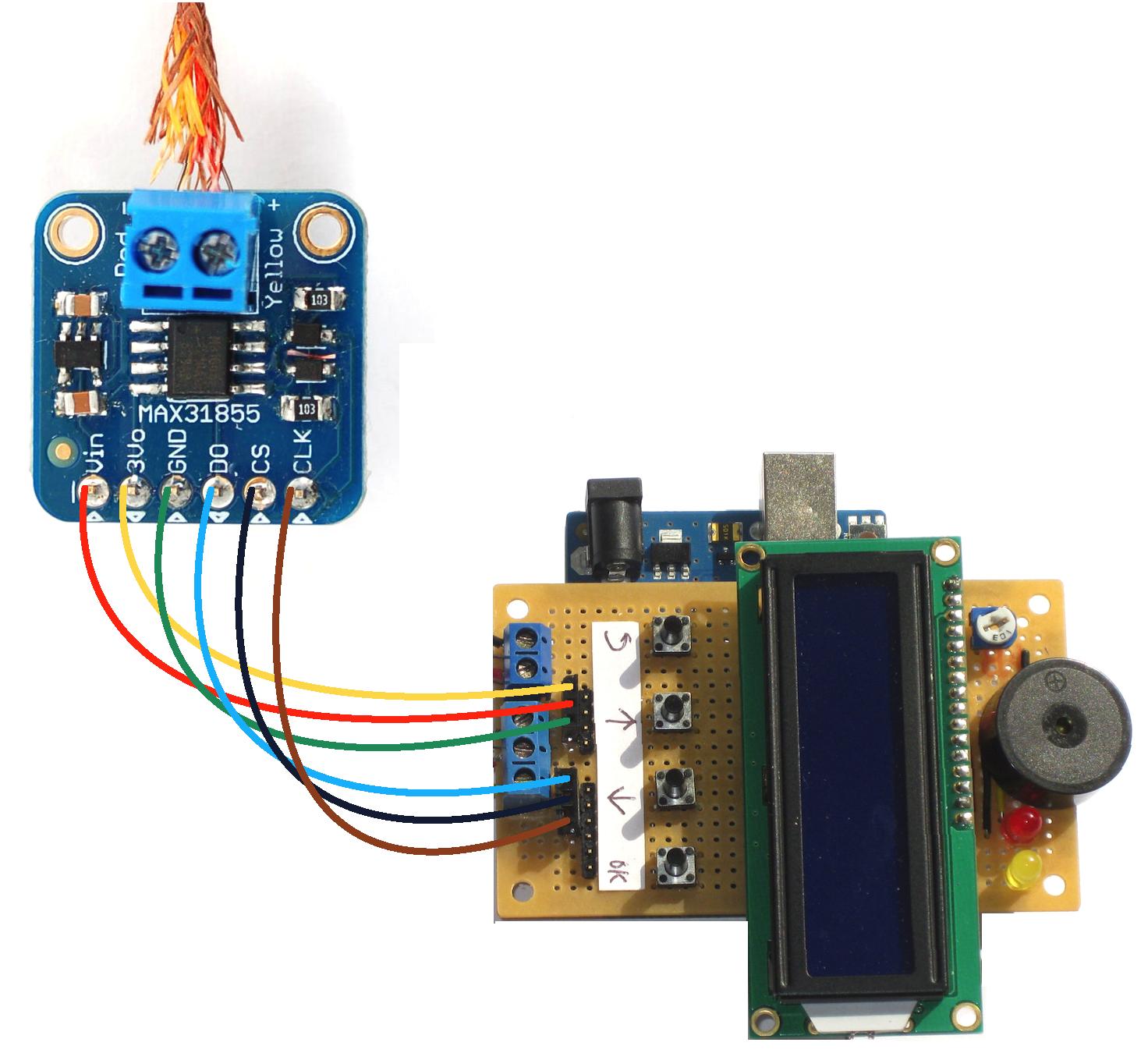 Magic Smoke: Stripboard PID Arduino Shield, Part 4