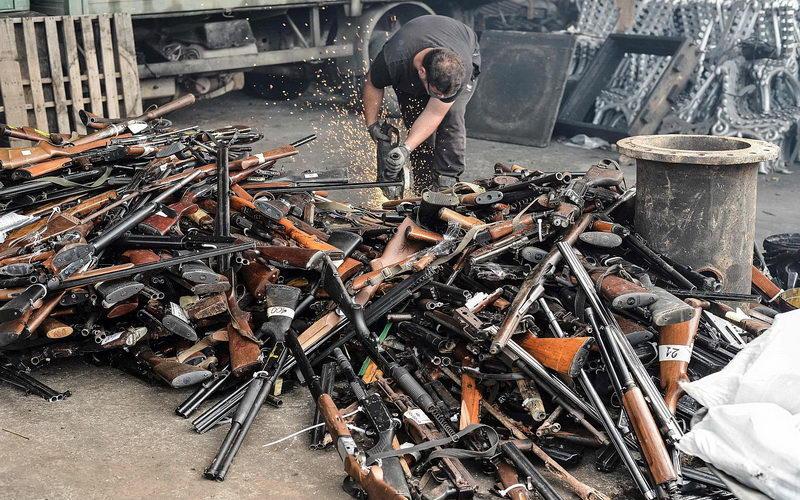 Τρομο-κράτος το Κοσσυφοπέδιο
