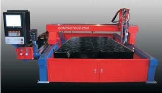 Hình ảnh máy cắt CNC plasma