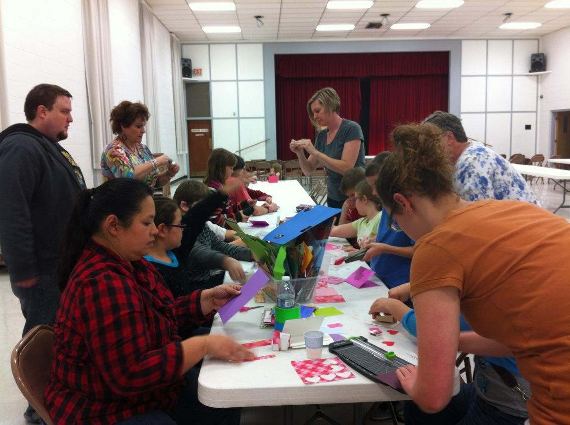 Card Making Group 52