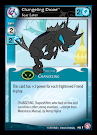 My Little Pony Changeling Drone, Fear Eater Absolute Discord CCG Card