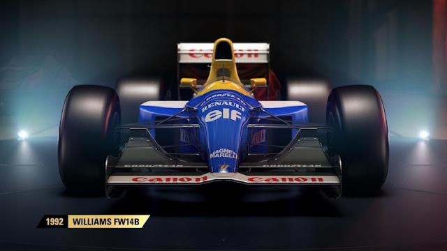 الكشف عن السيارات في لعبة F1 2017 من خلال حزمة صور جديدة !