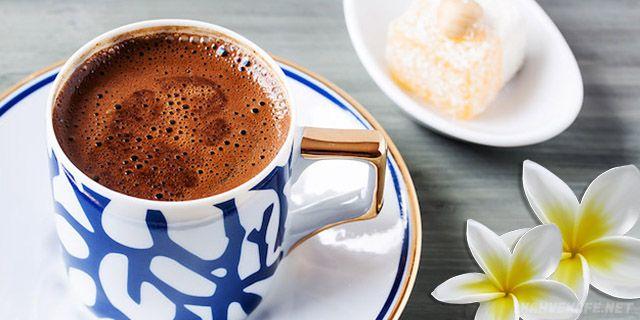 vanilyalı türk kahvesi,evde vanilyalı kahve, kahve, nefis yemek tarifleri, kahveli tarifler, vanilyalı kahve - www.kahvekafe.net