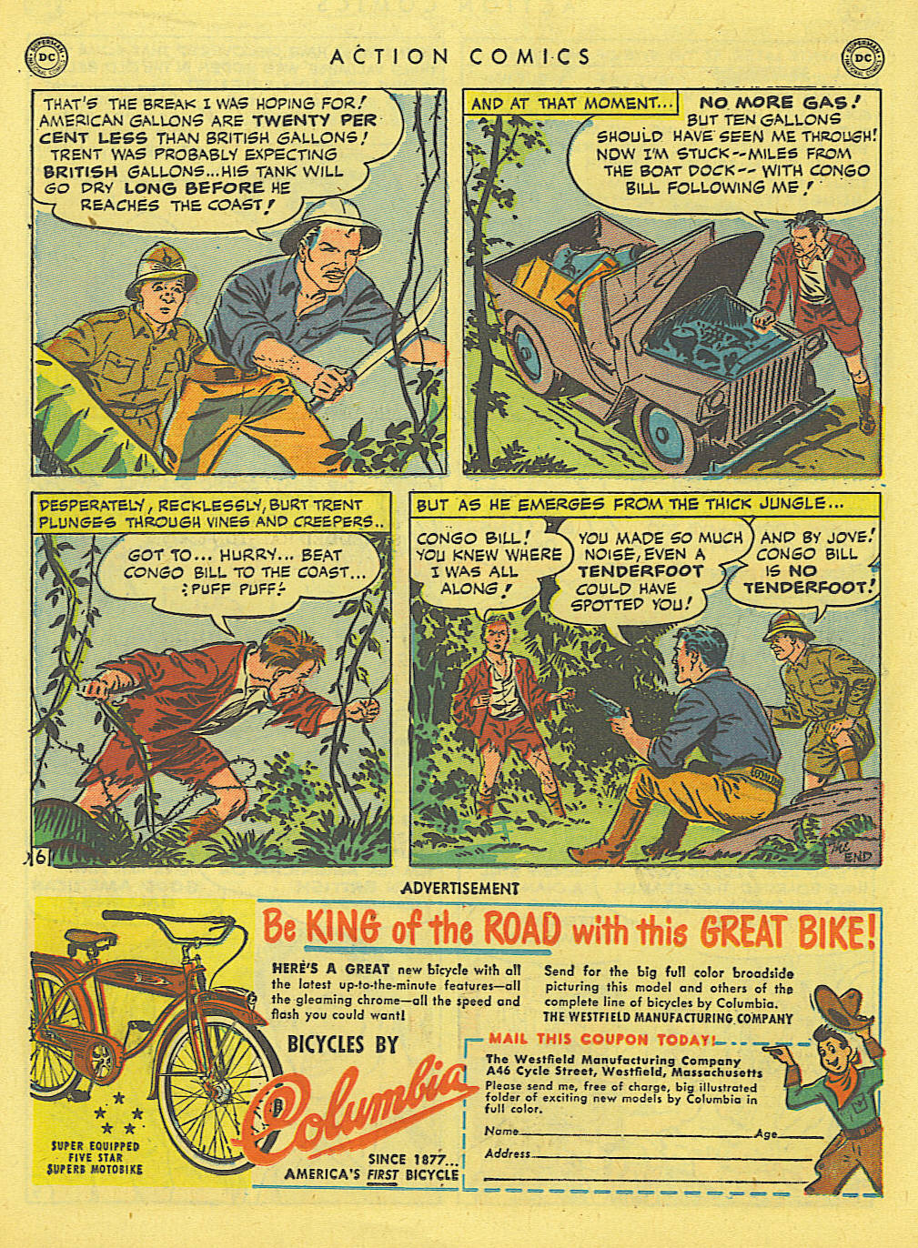 Read online Action Comics (1938) comic -  Issue #145 - 27